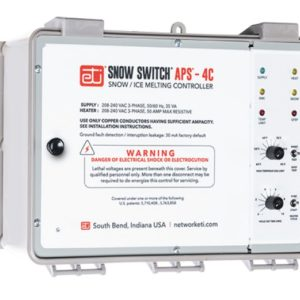 Controls for Snow Melting Systems
